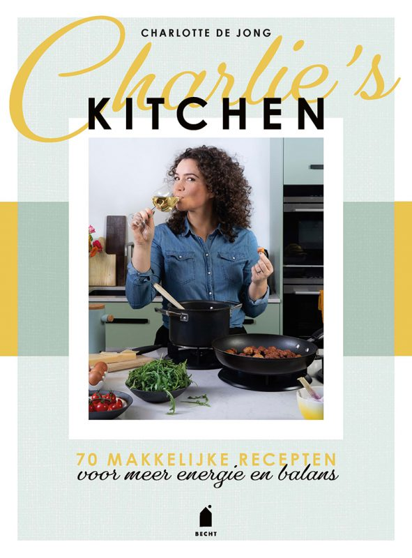 Charlies Kitchen Cover