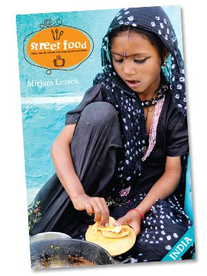 Boekentip: Street Food India