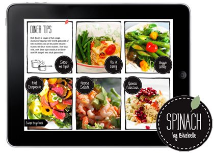 Tip: app Spinach! by Bluebelle