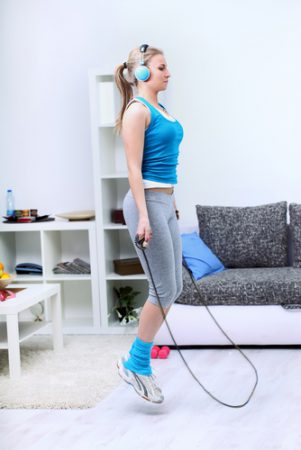 Work-out Wednesday: 10 minutes cardio