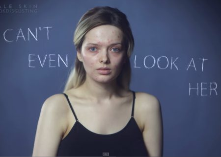 Must-see: video over acne en make-up