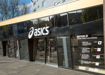 Nieuw: Asics Flagship Store in Amsterdam